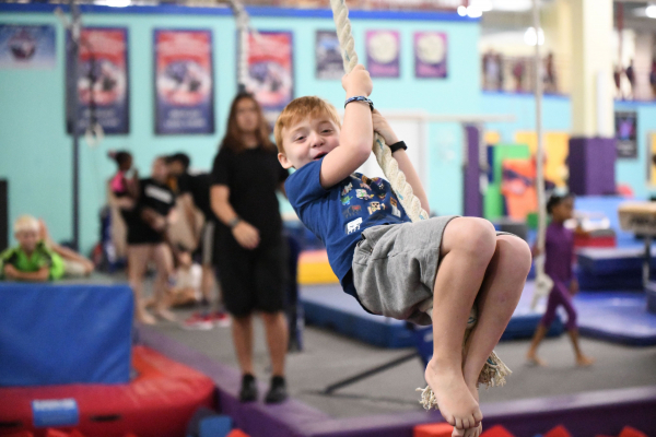 Swing your way into a good time at Chelsea Piers!