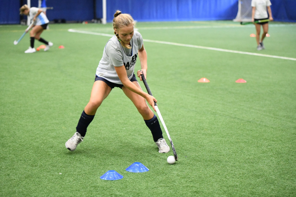 Our Youth Field Hockey League is perfect for players trying to learning the game, improving their skills, or trying to stay sharp in the off season.