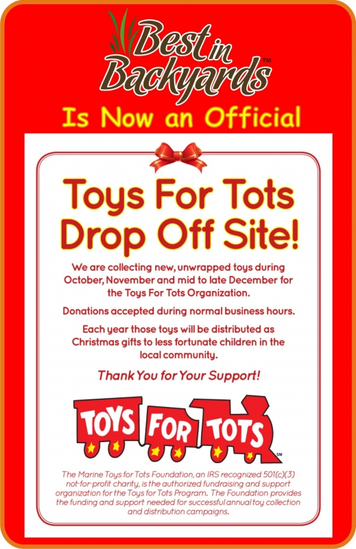 Toys For Tots Donation Site : Best in backyards features eastern jungle gym playground