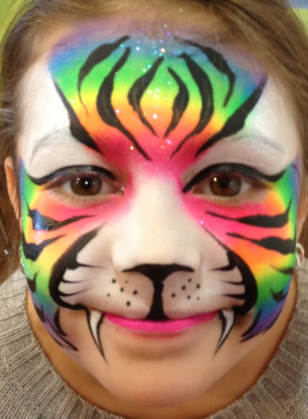 Funderful Face Painting provides face painting for ...