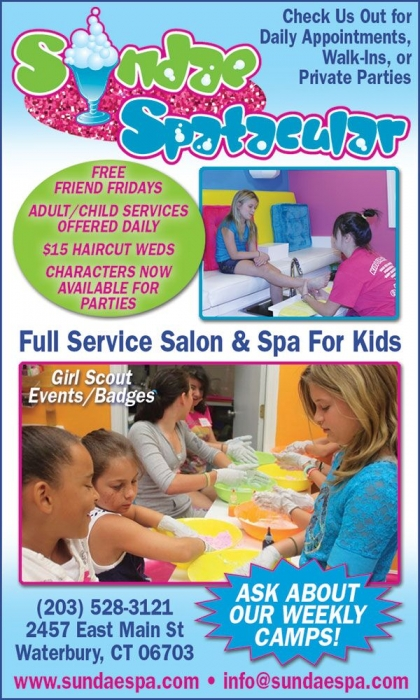 7a2a37b2a Sundae Spatacular - a salon and spa for kids in Waterbury and Milford, CT!